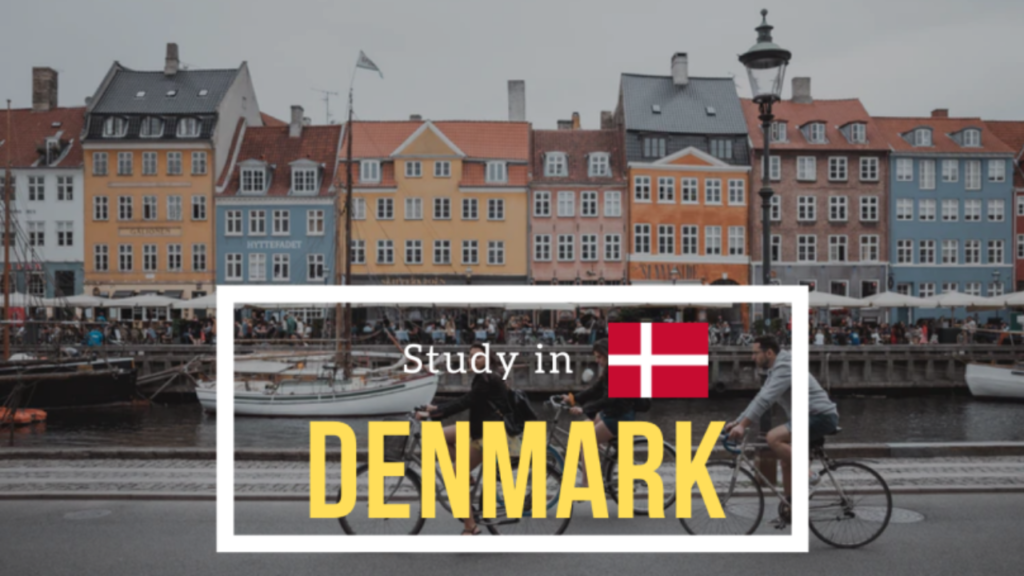 Why to study in Denmark?