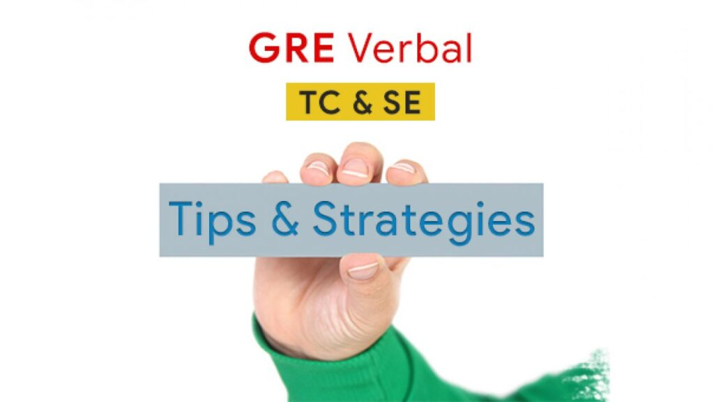 Tips for GRE Success.