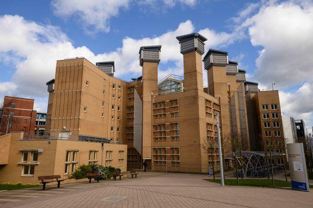 Coventry University– UK