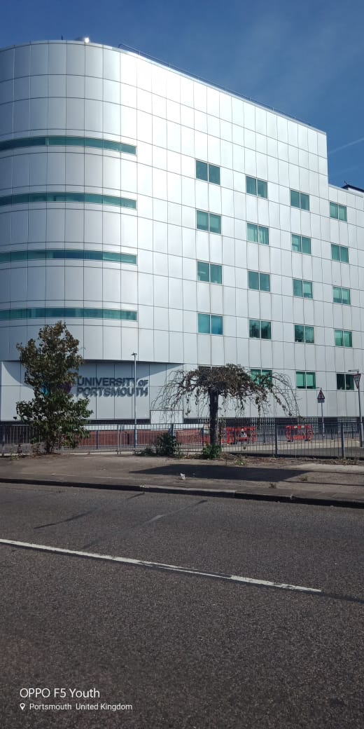 Life at University of Portsmouth UK Campus