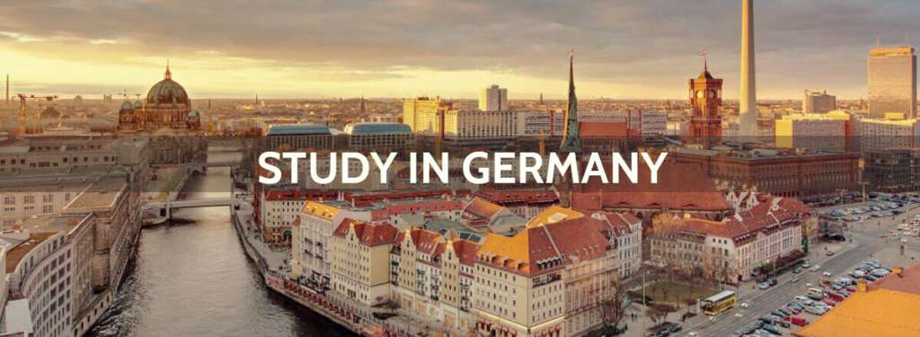 Why would you like to study in Germany