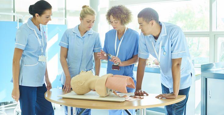 Nursing programs in UK