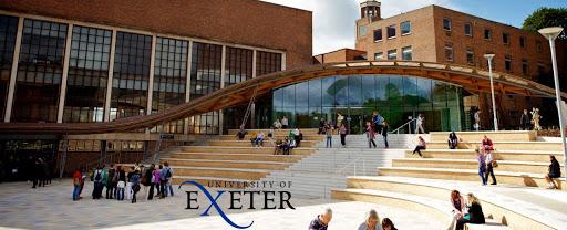 University of Exeter, England